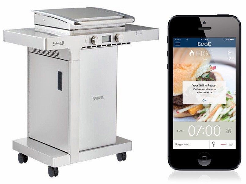 Les innovations des barbecues